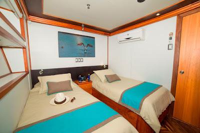 Majestic Explorer Ttwin Lower Deck Cabin