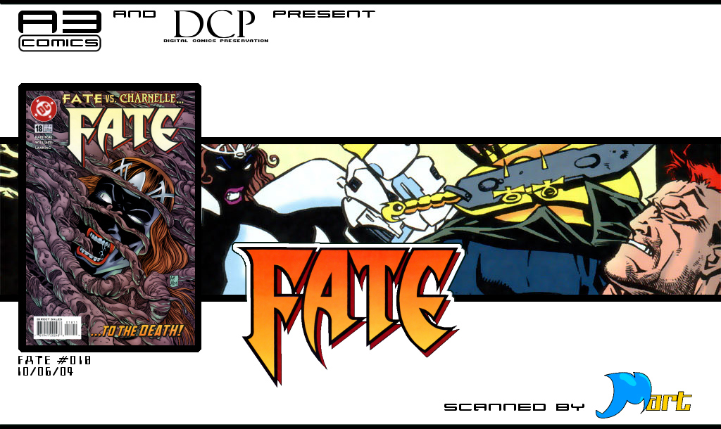 Read online Fate comic -  Issue #18 - 25