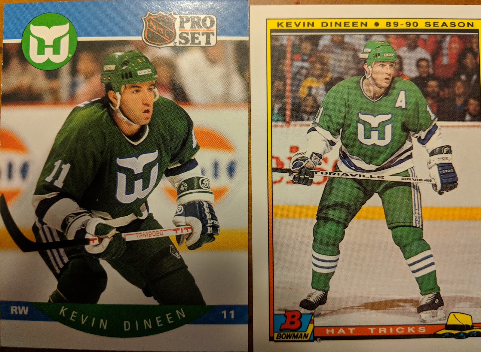 promo code 572a7 dfade Forgotten Canes: Kevin Dineen The Last Hartford Whaler and ...