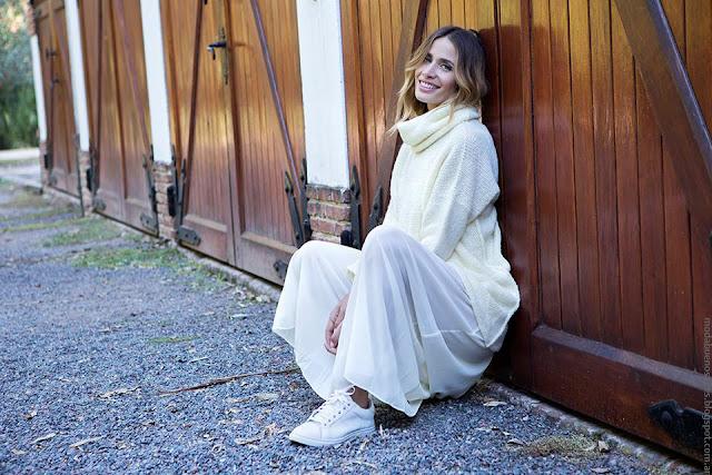 Moda invierno 2016 ropa de mujer tejidos. Moda 2016 poleras.