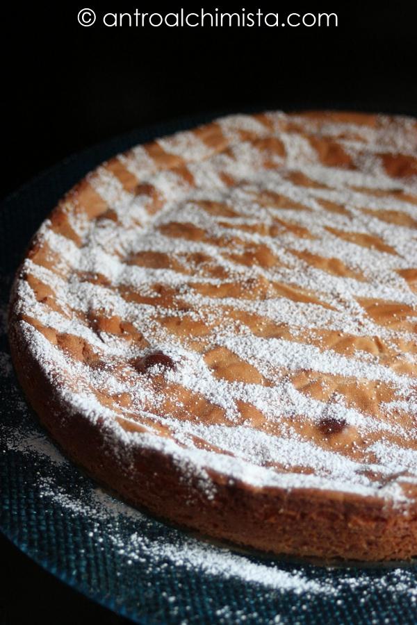 Torta Tenerina Bianca