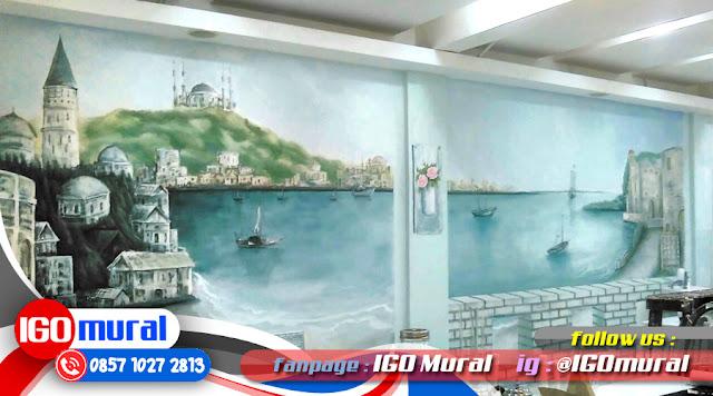 Mural Vintage Wall