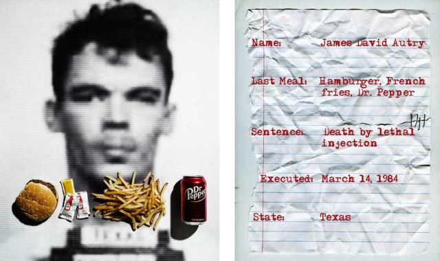 Cool : Permintaan Makanan Terakhir Banduan Sebelum Dihukum ...