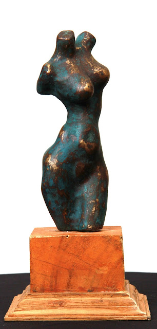 Small Bronze Sculpture