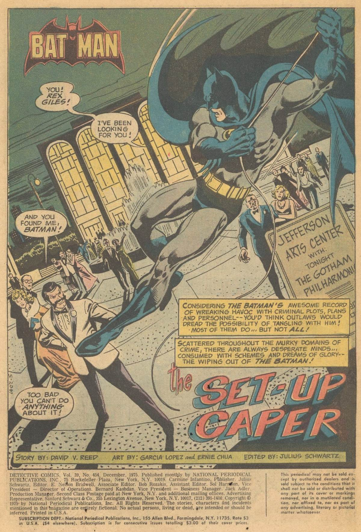 Detective Comics (1937) 454 Page 2