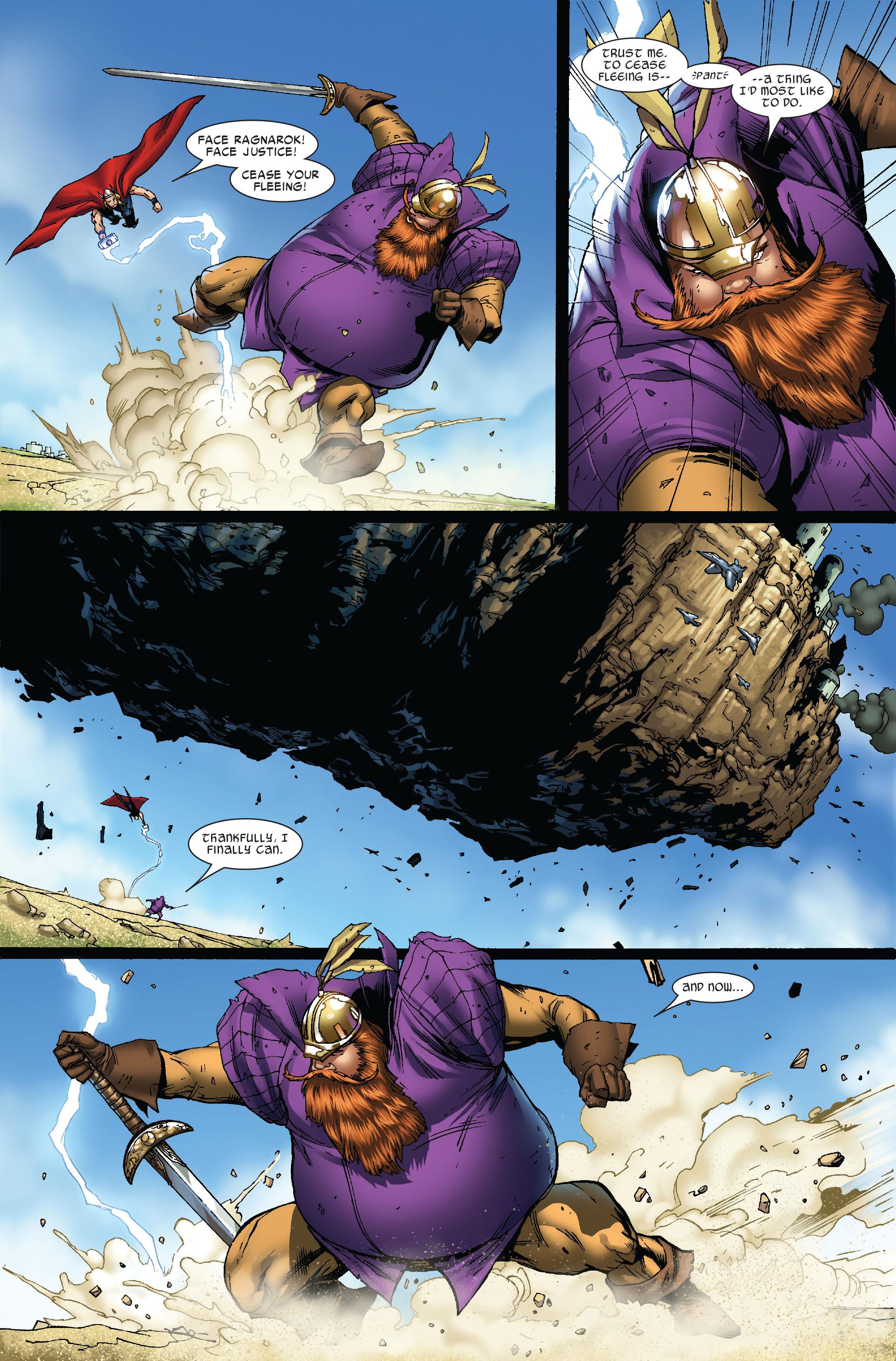 Thor (2007) Issue #608 #21 - English 14