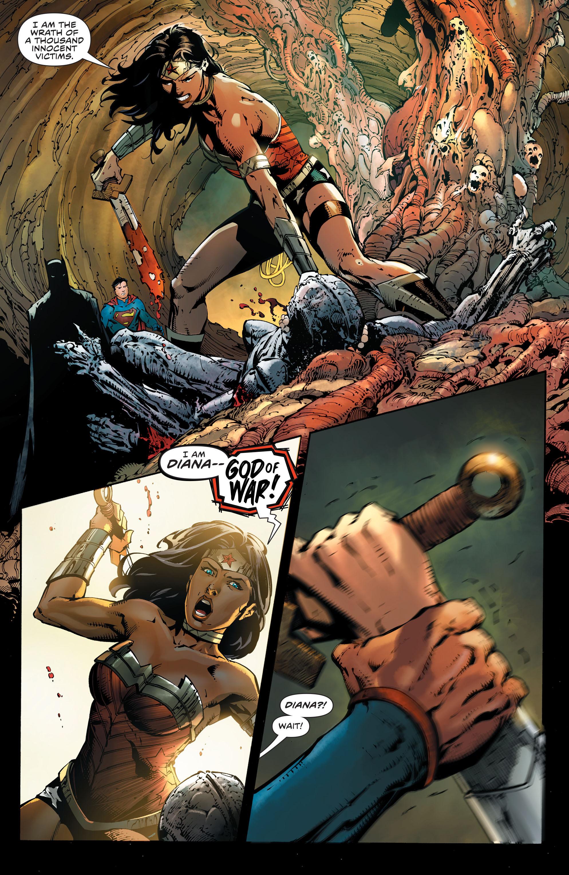Read online Wonder Woman (2011) comic -  Issue #39 - 9