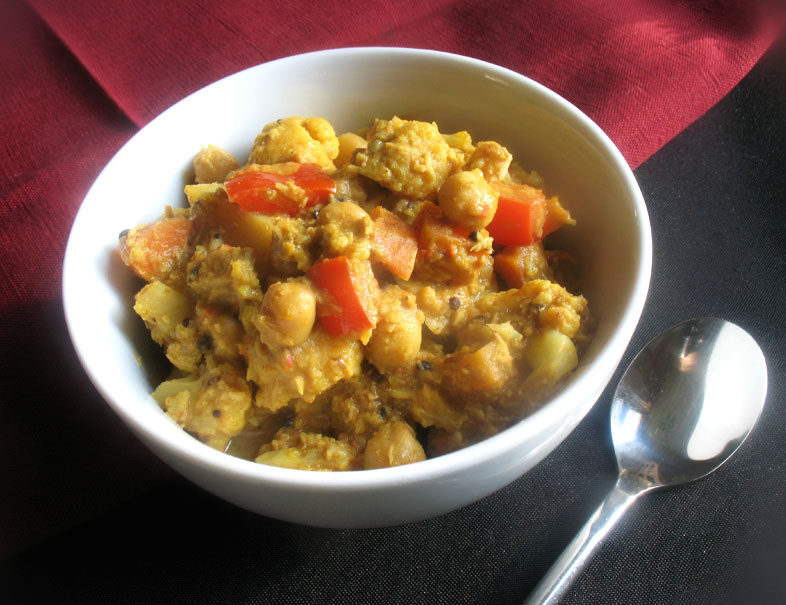 Chickpea Cauliflower Curry Recipe Smitten Kitchen