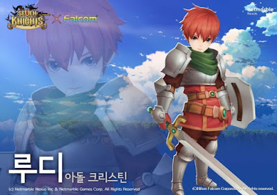 [Rudi X Adol] Falcom Collaboration