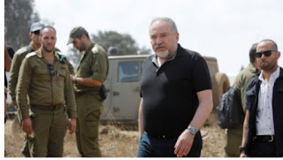 Israel's defence minister thanks US as Iran sanctions take effect