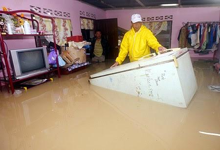 Ini Yang Harus Di Buat Selepas Menghadapi Banjir atau Di Timpa Musibah Banjir
