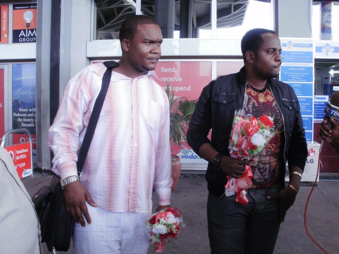 Eti kuna Bifu kati ya Steven Kanumba na' Ray' Kigosi?