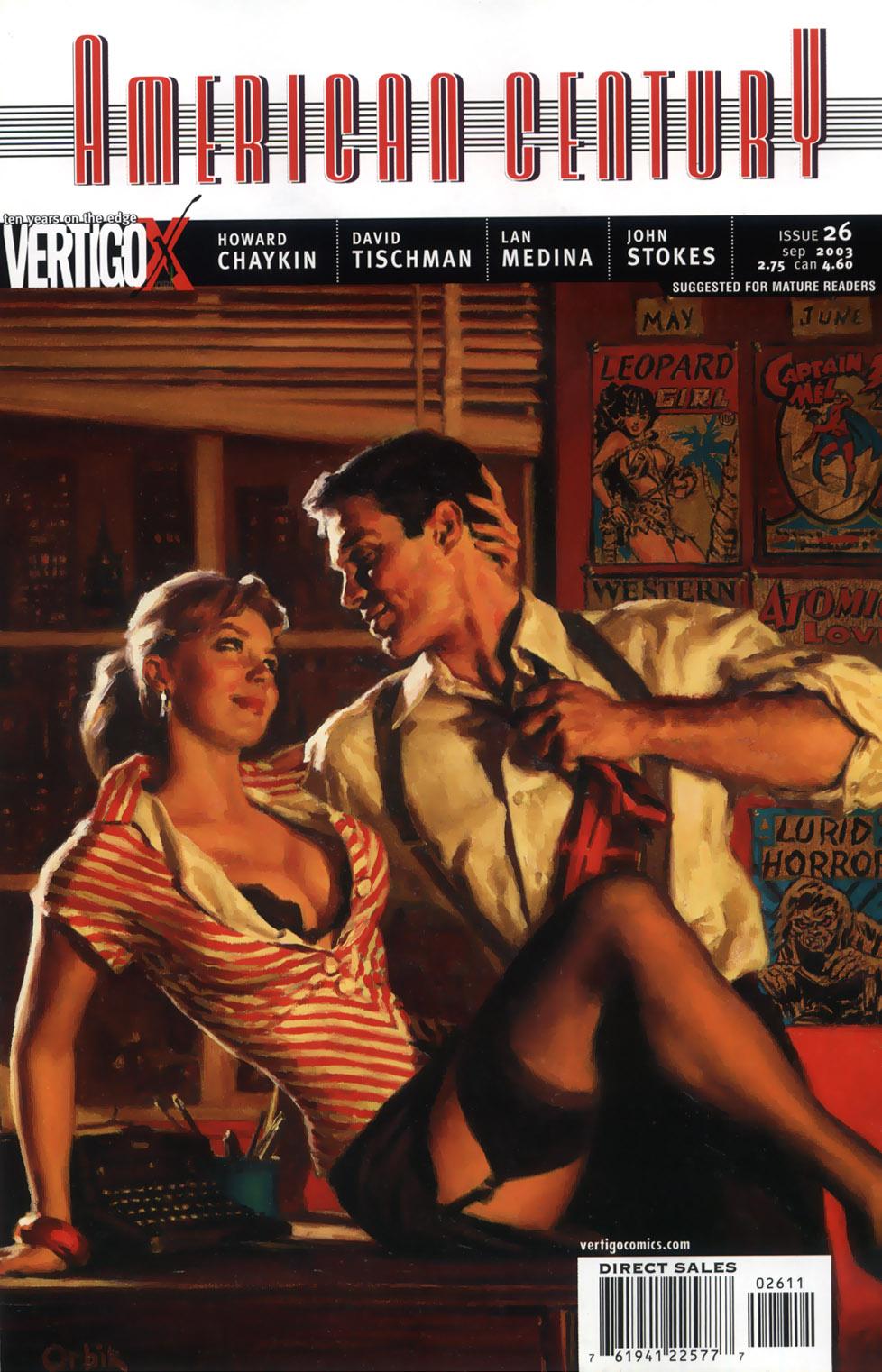 Read online American Century comic -  Issue #26 - 1
