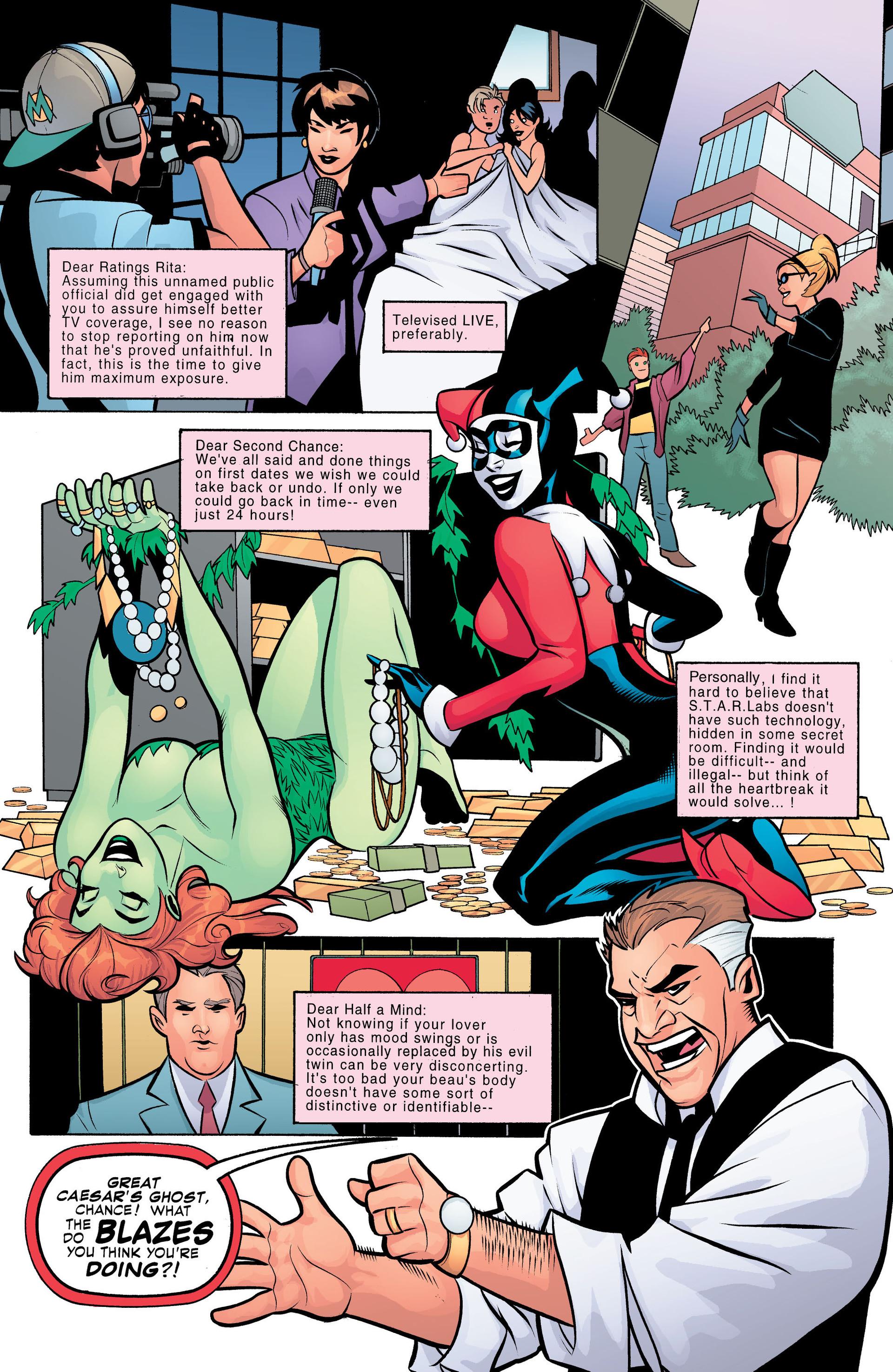 Harley Quinn (2000) Issue #15 #15 - English 15