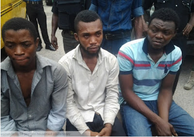 Lagos Drivers Nabbed For Planning To Kidnap Their Boss' Wife