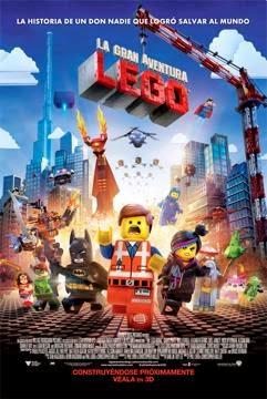 descargar La Gran Aventura LEGO en Español Latino