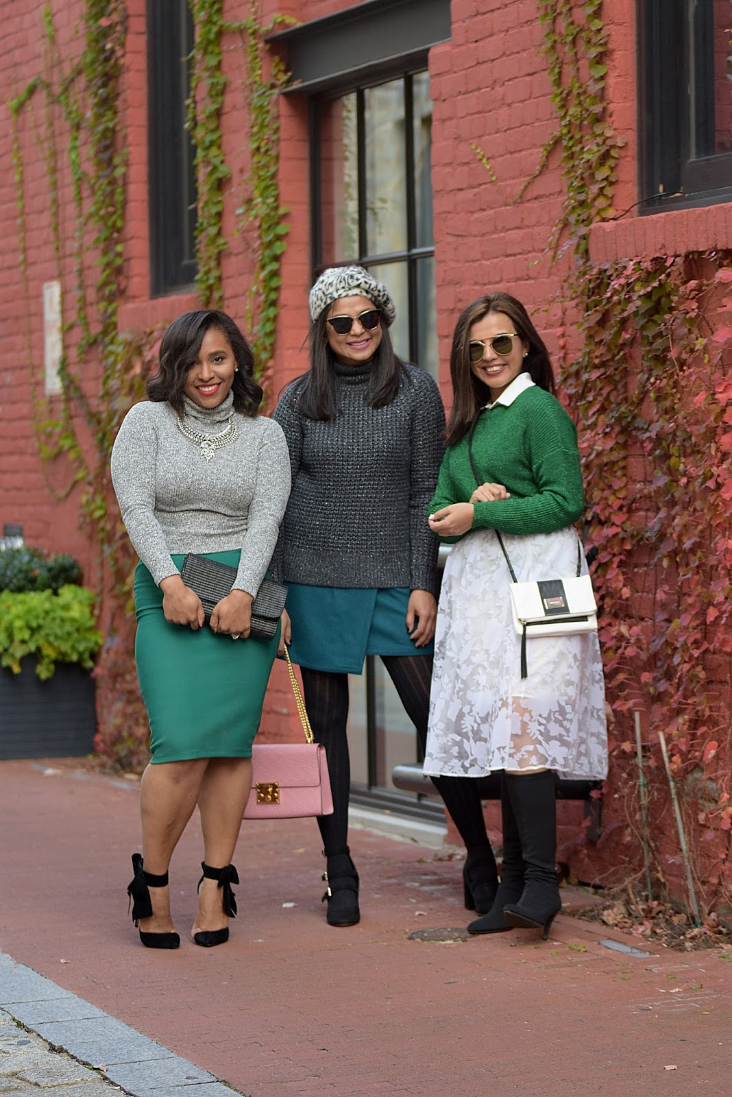 glam, friendsgiving, holidays, what to wear for thanksgiving, holiday outfits