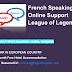 French Speaking Online Support League of Legends - Sofia