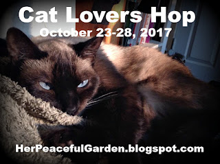 LeighSBDesigns is sponsoring the Cat Lovers Hop again this year!