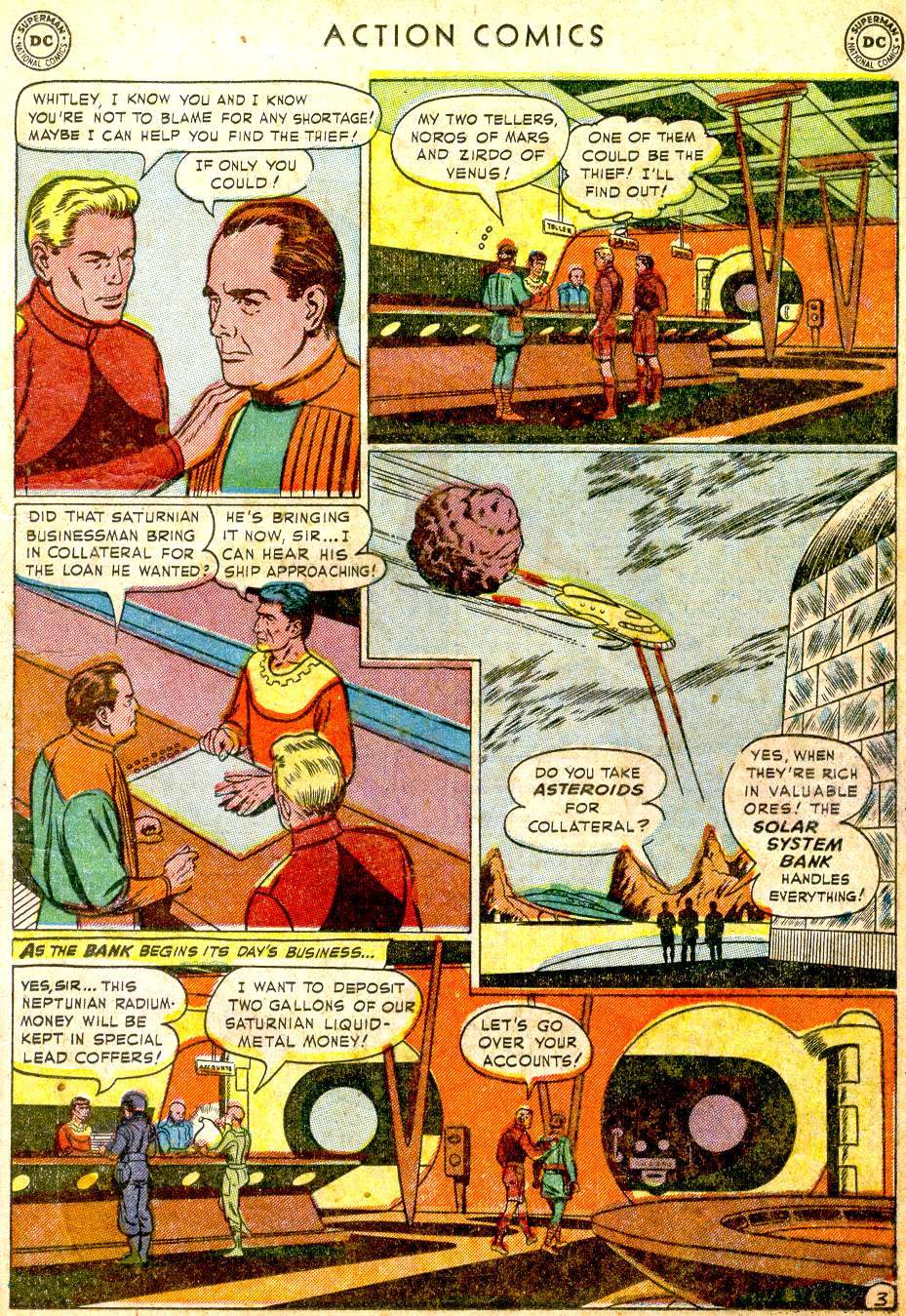 Read online Action Comics (1938) comic -  Issue #165 - 19