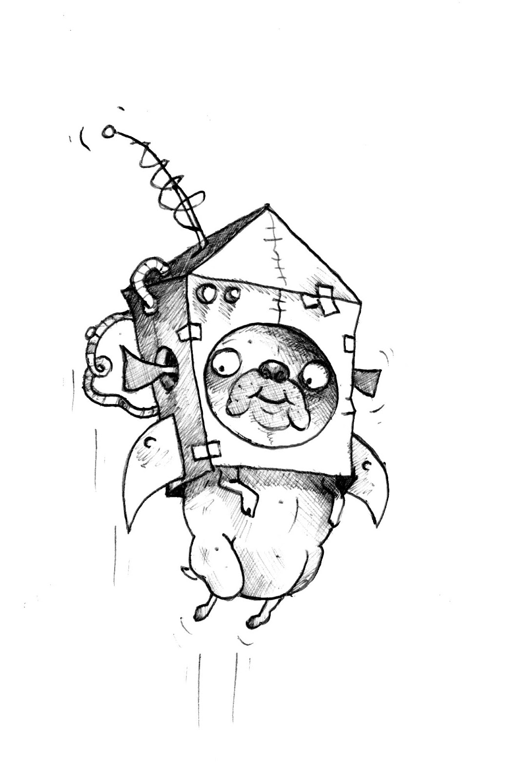 The Book Sniffer: A Pug in Cyber Space!
