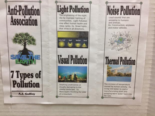 2014 Multi Genre Projects Anti-pollution Association Apa