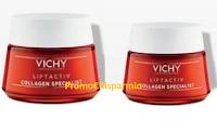 Logo Diventa una delle 100 Tester Liftactiv Collagen Specialist di Vichy