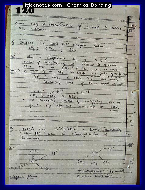 Chemical-Bonding Notes class 11-24
