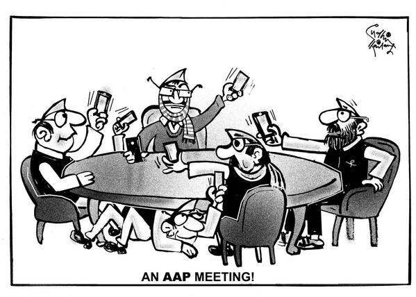 sudhir-tailang-cartoon-AAP