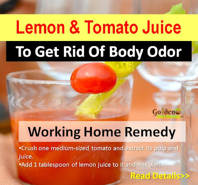 Lemon and Tomato Juice For Body Odor, Lemon For Body Odor, Lemon And Body Odor, How To Use Lemon For Body Odor, Is Lemon Good For Body Odor, How To Get Rid Of Body Odor, Home Remedies For Body Odor, Remedies For Body Odor, Body Odor Treatment,
