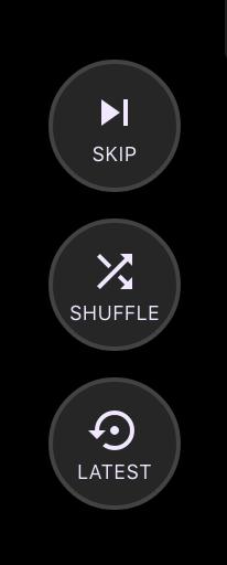 Tchannels controls