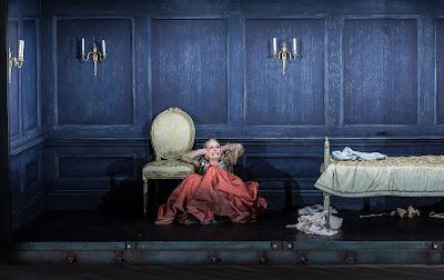 Garsington Opera 2016 - Idomeneo - Rebecca von Lipinski - credit Clive Barda