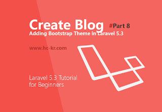 Create Blog Using Laravel 5 for Beginners