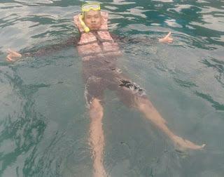 Pantai Lenggoksono Destinasi Wisata Snorkeling
