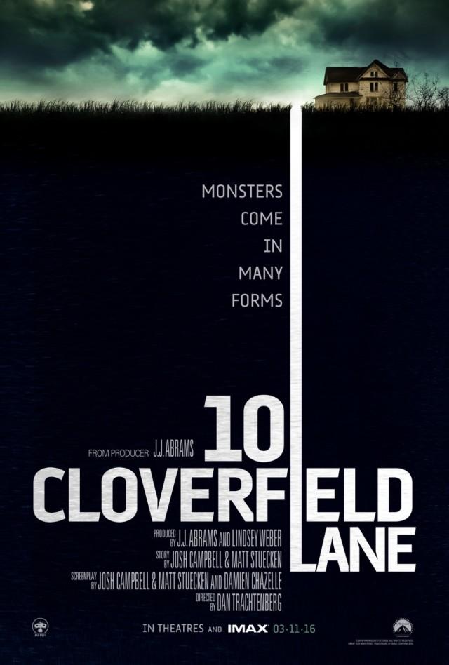 Nonton Film Online 10 Cloverfield Lane (2016)