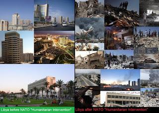 Selepas Gaddafi dibunuh, Libya makin maju atau makin hancur??