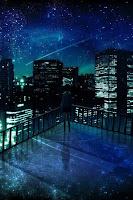 Hayali dünya, Anime, yıldız kayar