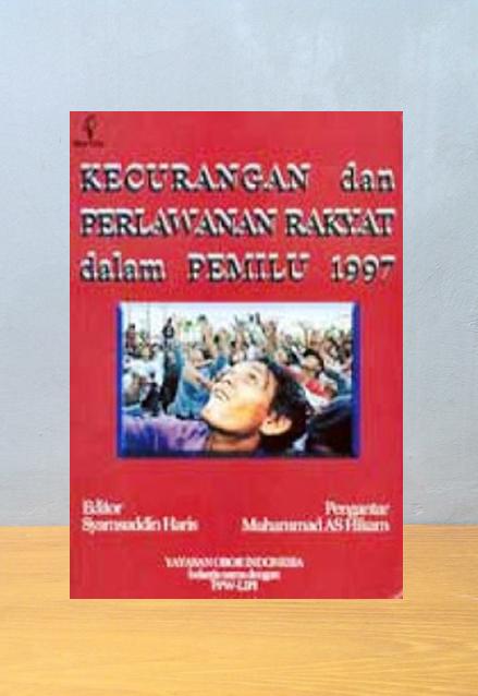 KECURANGAN PEMILU 97, Syamsudin Haris