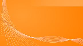 抽象的なイメージの背景素材(オレンジ)