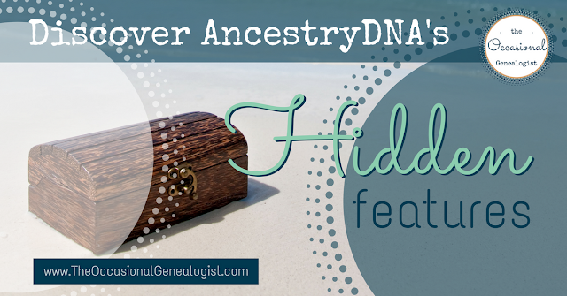 Discover AncestryDNA's Hidden Featuers