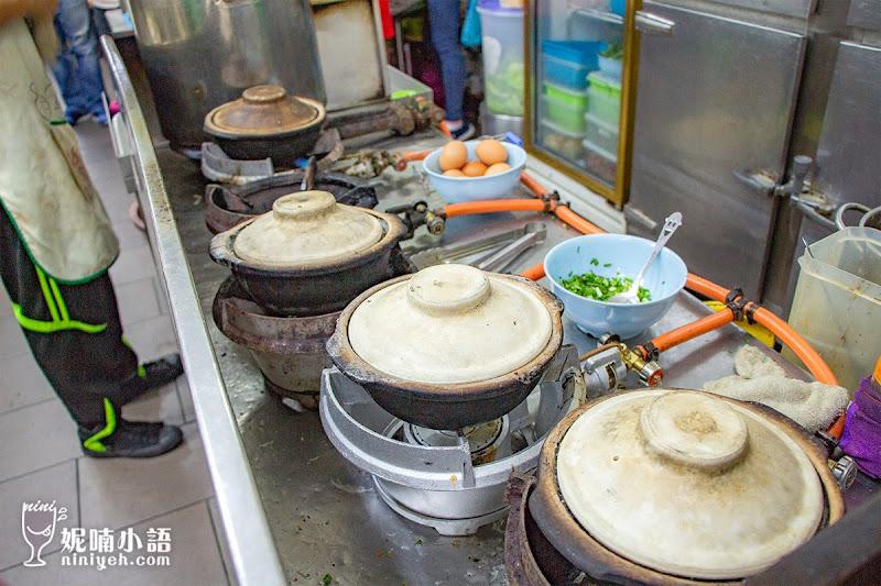 【沙巴亞庇美食】怡豐茶室Yee Fung。只有平日才吃得到限量沙褒雞飯