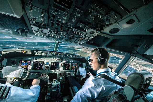 How to be an airline pilot in India?