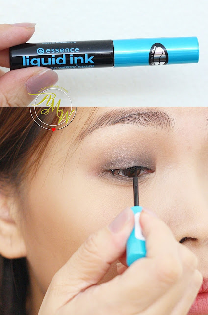 a photo of Essence Liquid Ink Waterproof Eyeliner