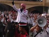 """KH Ma'ruf Amin Diancam! Aa Gym Murka: """"Kami Sudah MUAK Dengan Rezim Munafik!"""" Kata Beliau"""