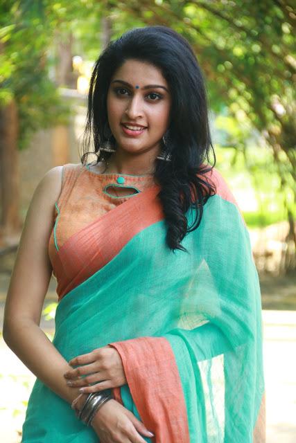 Actress Tanya Ravichandran Latest Stills - Telugu Movie -4141