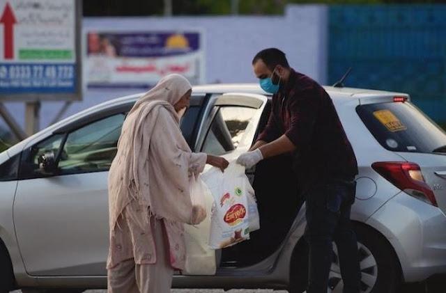 Coronavirus Pakistan Christians Left Starving