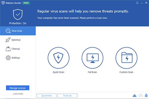 Glarysoft Malware Hunter 1.63.0.646 Pro Serial Key