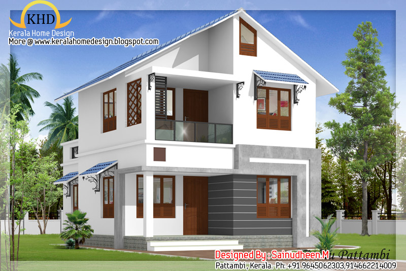 8 beautiful house elevation designs home appliance for Home beautiful images
