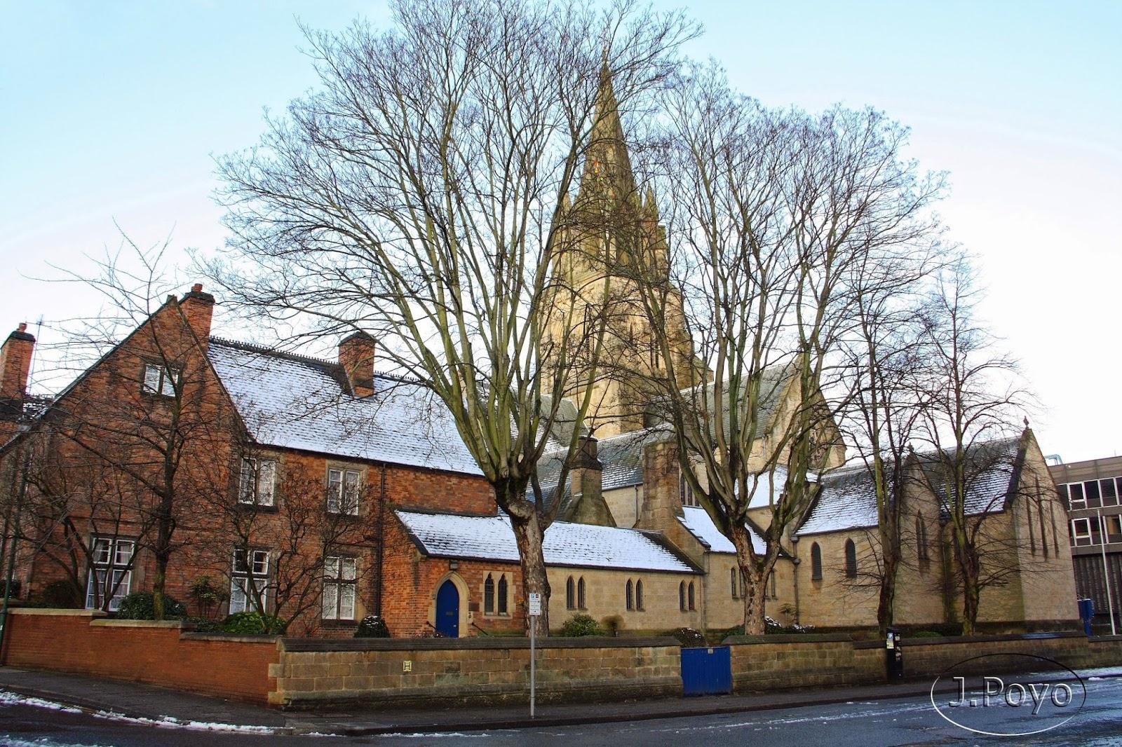 Cathedral de St. Barnabas, Nottingham