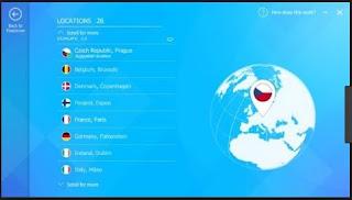 برنامج, حديث, ومتطور, لحماية, الخصوصية, أثناء, تصفح, الانترنت, وتشفير, الاتصال, F-Secure ,FREEDOME ,VPN